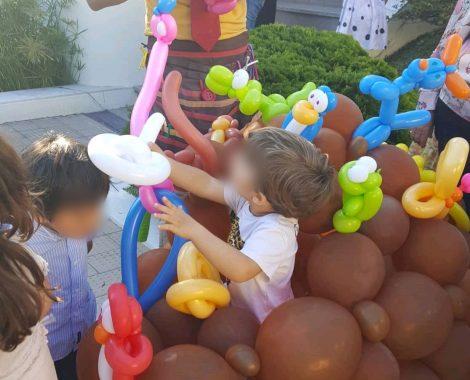 Animações _ Teatro de balões _ Porto_Nanny Gold